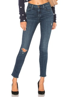 J Brand 811 Mid Rise Skinny. - size 23 (also in 24,25,26,27,28,29,30)