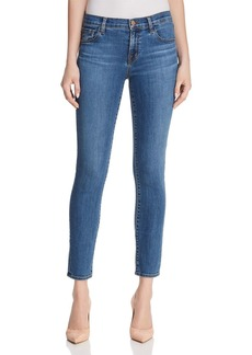 J Brand 811 Mid Rise Skinny Jeans in Lovesick