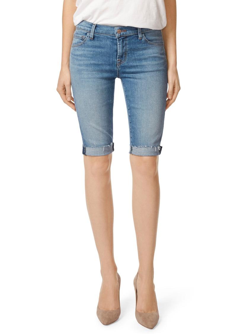 6d1277fea1 J Brand J Brand 811 Skinny Bermuda Shorts (Delphi) | Shorts