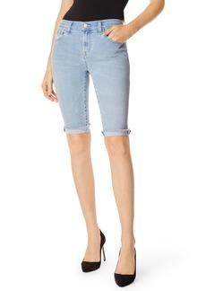 J Brand 811 Skinny Bermuda Shorts (Verity)