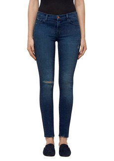 J Brand 811 Skinny Jeans (Swift Destruct)