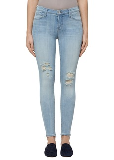 J Brand 811 Skinny Jeans (Refresh Destruct)
