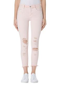 J Brand 835 Capri Skinny Jeans (Debutante)