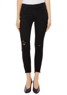 J Brand 835 Capri Skinny Jeans (Overexposure)