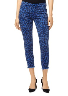 J Brand 835 Crop Skinny Jeans in Royal Jaguar