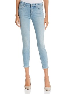 J Brand 835 Cropped Skinny Jeans in Arise