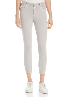 J Brand 835 Capri Jeans in Smokey Grey