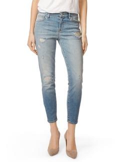 J Brand 835 Distressed Capri Skinny Jeans (Nolita)