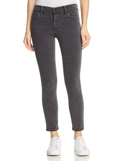 J Brand 835 Mid Rise Capri Jeans in Dust