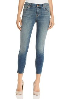 J Brand 835 Mid Rise Skinny Jeans in Enchant