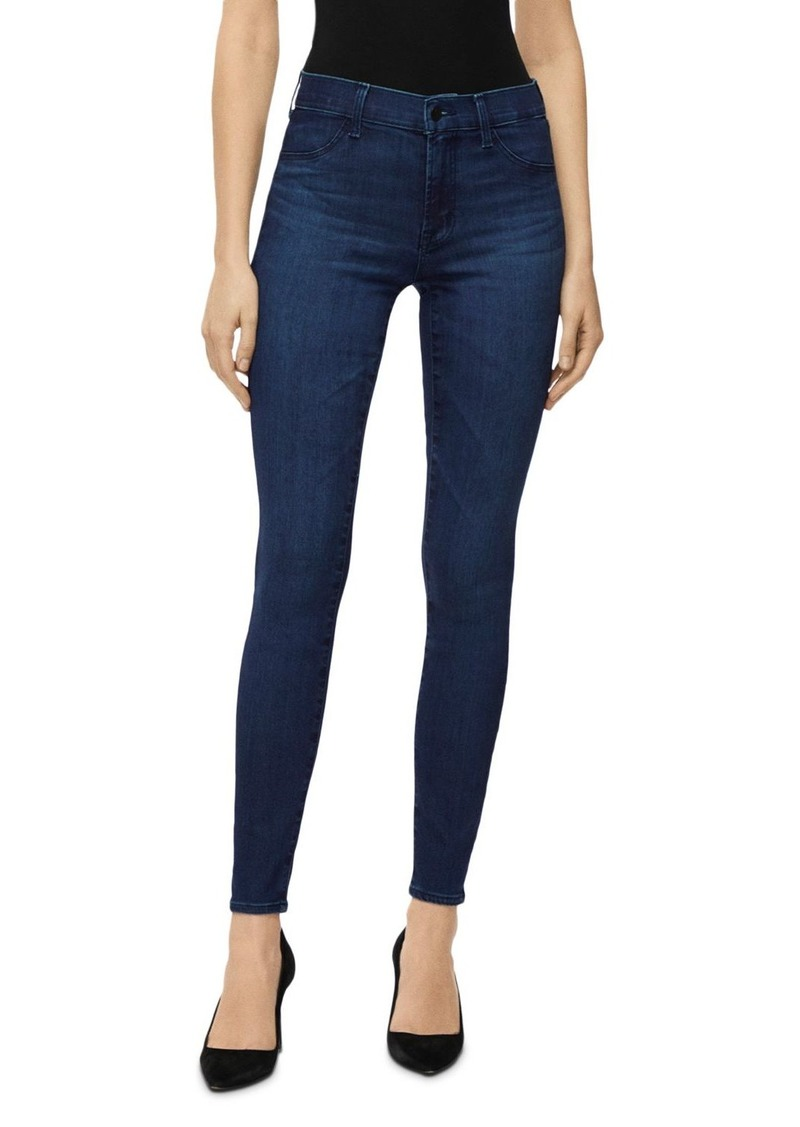 J Brand 925 Mid-Rise Skinny Jeans in Persona