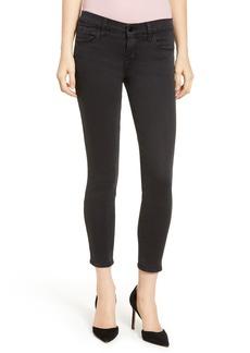 J Brand 9326 Crop Skinny Jeans (Spatial)