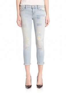 J BRAND 9326 Low-Rise Crop Skinny