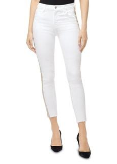 J Brand Alana Ankle Skinny Jeans in Borderline