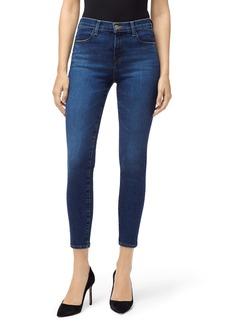 J Brand Alana Crop Skinny Jeans (Surge)