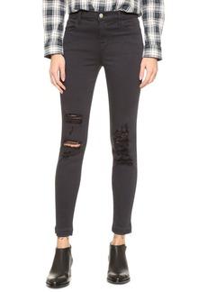 J Brand Alana High Rise Crop Jeans
