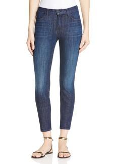 J Brand Alana High Rise Crop Jeans in Daring