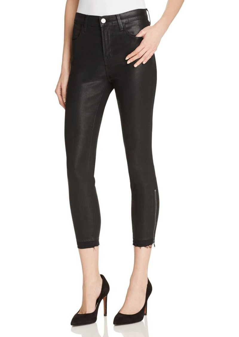 f23aa57c793e6 On Sale today! J Brand J Brand Alana High Rise Crop Jeans in Fearless