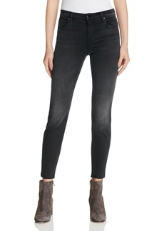 J Brand Alana High Rise Crop Jeans in Occult