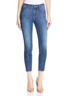 J Brand Alana High Rise Crop Jeans in Thrill