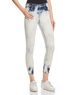 J Brand Alana High Rise Crop Jeans in Trance
