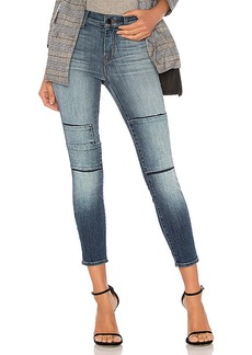 J Brand Alana High Rise Crop Skinny. - size 24 (also in 25,26,27,28,29)