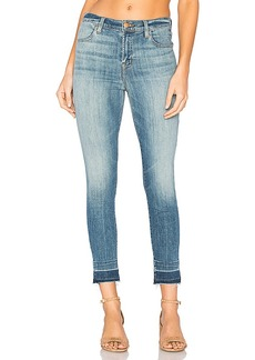 J Brand Alana High Rise Crop Skinny. - size 25 (also in 26,27,28,29)