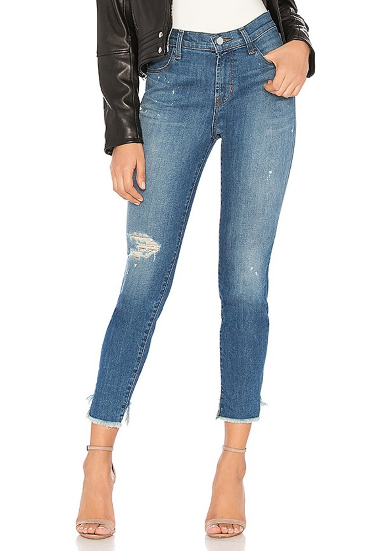 2439802d5a434 J Brand J Brand Alana High Rise Crop Skinny
