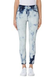J Brand Alana High Waist Crop Skinny Jeans (Trance)