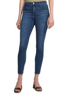 J Brand Alana High Rise Skinny Jeans
