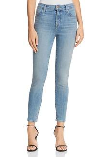 J Brand Alana High Rise Skinny Jeans in Surge