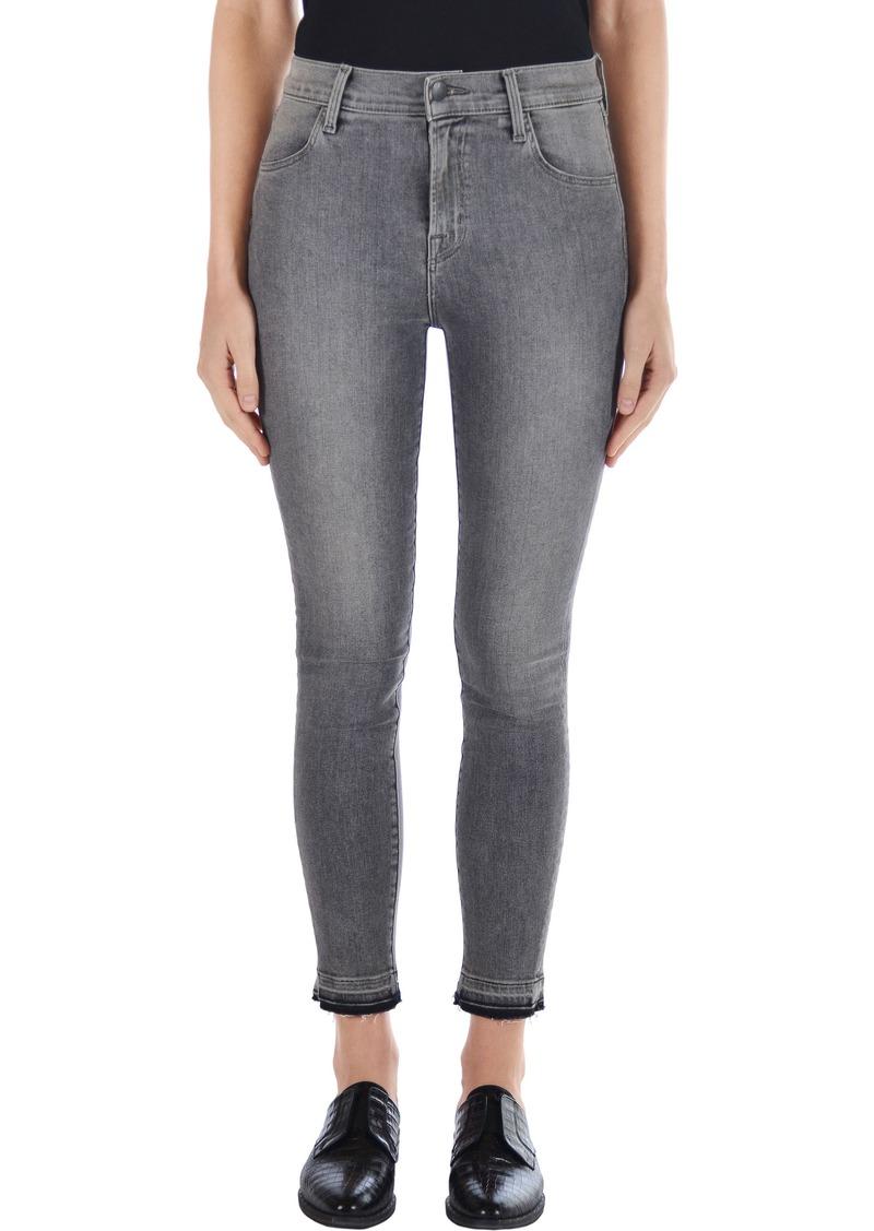 37f440a4982e J Brand J Brand Alana High Waist Ankle Skinny Jeans (Earl Grey) | Denim
