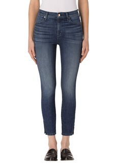 J Brand Alana High Waist Crop Skinny Jeans (Cover)