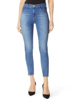 J Brand Alana High Waist Crop Skinny Jeans (Radiate)