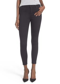 J Brand Alana High Waist Crop Skinny Jeans (Vanity)