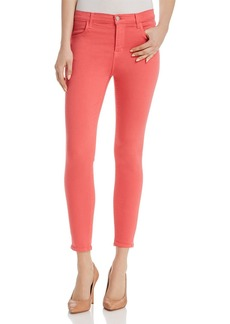 J Brand Alana Photo Ready Skinny Jeans in Sedona Sunrise - 100% Exclusive