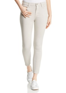 J Brand Alana Sateen Jeans in Driftwood - 100% Exclusive