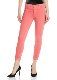J Brand Alana Sateen Skinny Jeans in Glare - 100% Exclusive