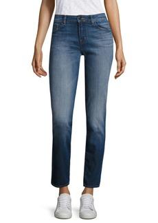 J BRAND Amelia Straight-Leg Jeans
