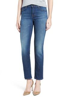 J Brand 'Amelia' Straight Leg Jeans (Decoy)