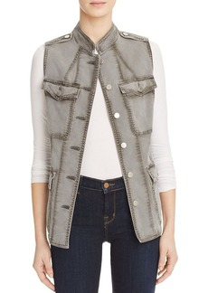 J Brand Astrid Utility Vest