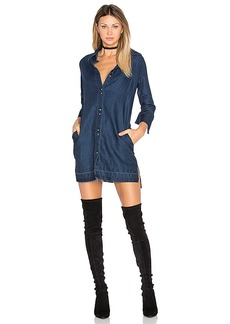 J Brand Bacall Shirt Dress. - size L (also in M,S,XS)