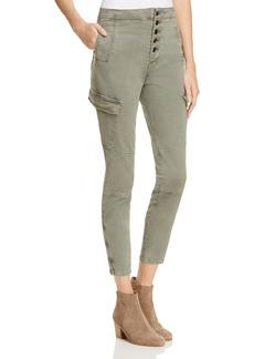 J Brand Brigitte High-Rise Skinny Utility Pants