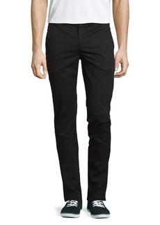 J Brand Men's Brooks Slim-Fit Twill Trousers