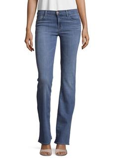 J BRAND Brya Mid-Rise Jeans