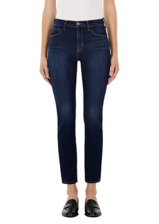 J Brand 'Cameron Corset' High Rise Ankle Skinny Jeans (Exposed)