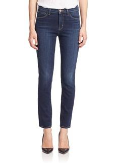 J BRAND Cameron Corset High-Rise Skinny Ankle Jean