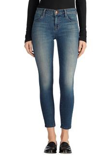 J Brand Capri Skinny Jeans (Scout)