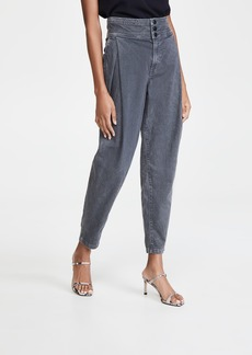 J Brand Carey High Rise Tapered Jeans