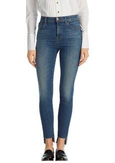J Brand 'Carolina' High Rise Skinny Jeans (Scout)